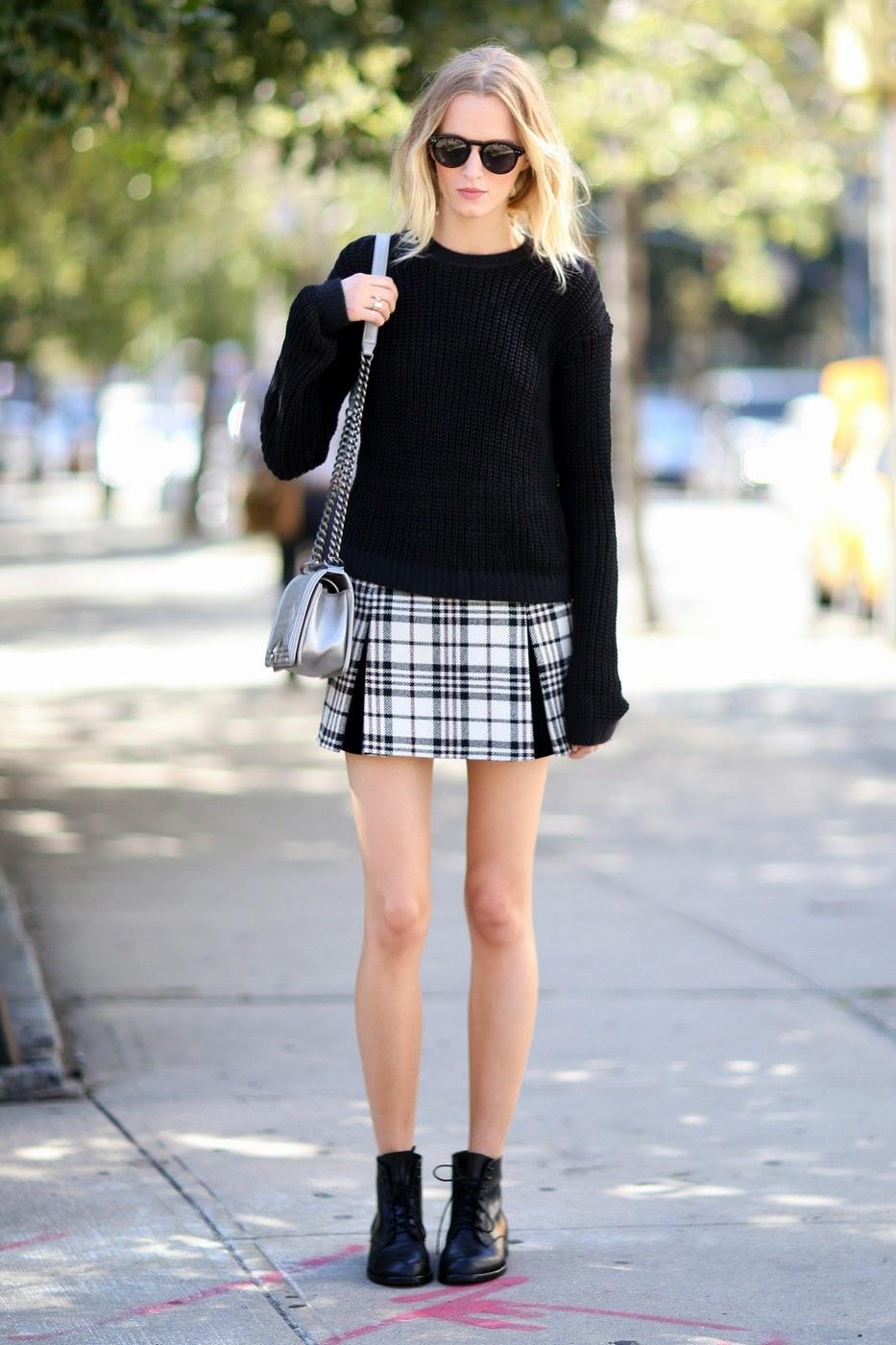 model street style nyfw springsummer 2015 part 3 the