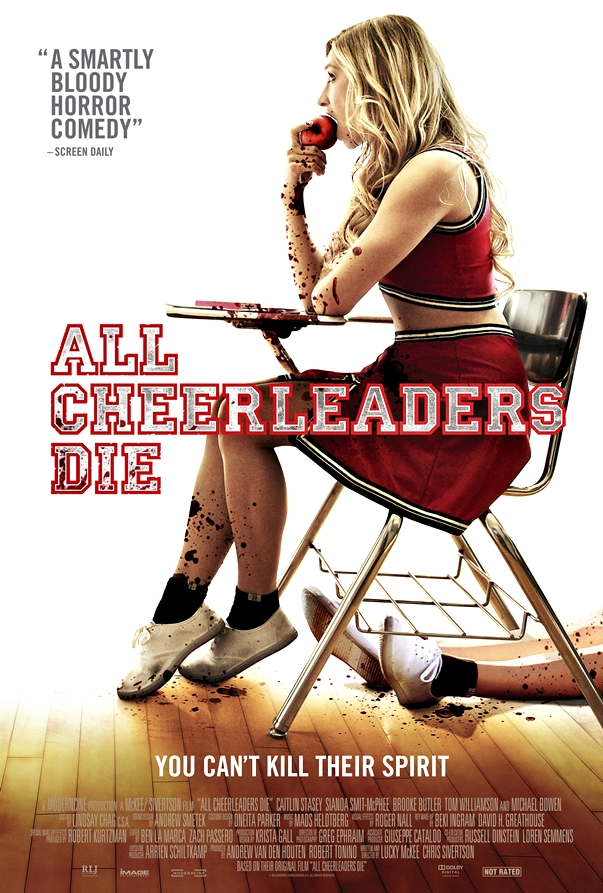 Póster All Cheerleaders Die