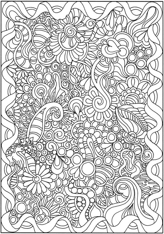 advanced music coloring pages - photo#18