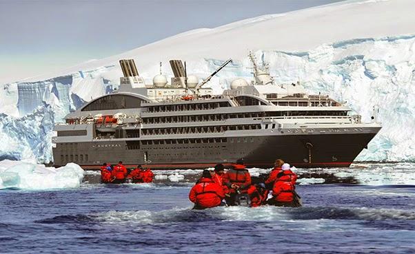 Ponant Opens Antarctica Bookings - Ponant cruises