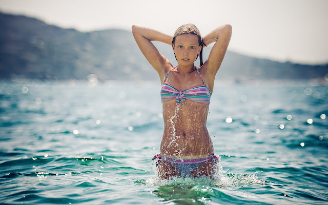 foto meisje binini zee