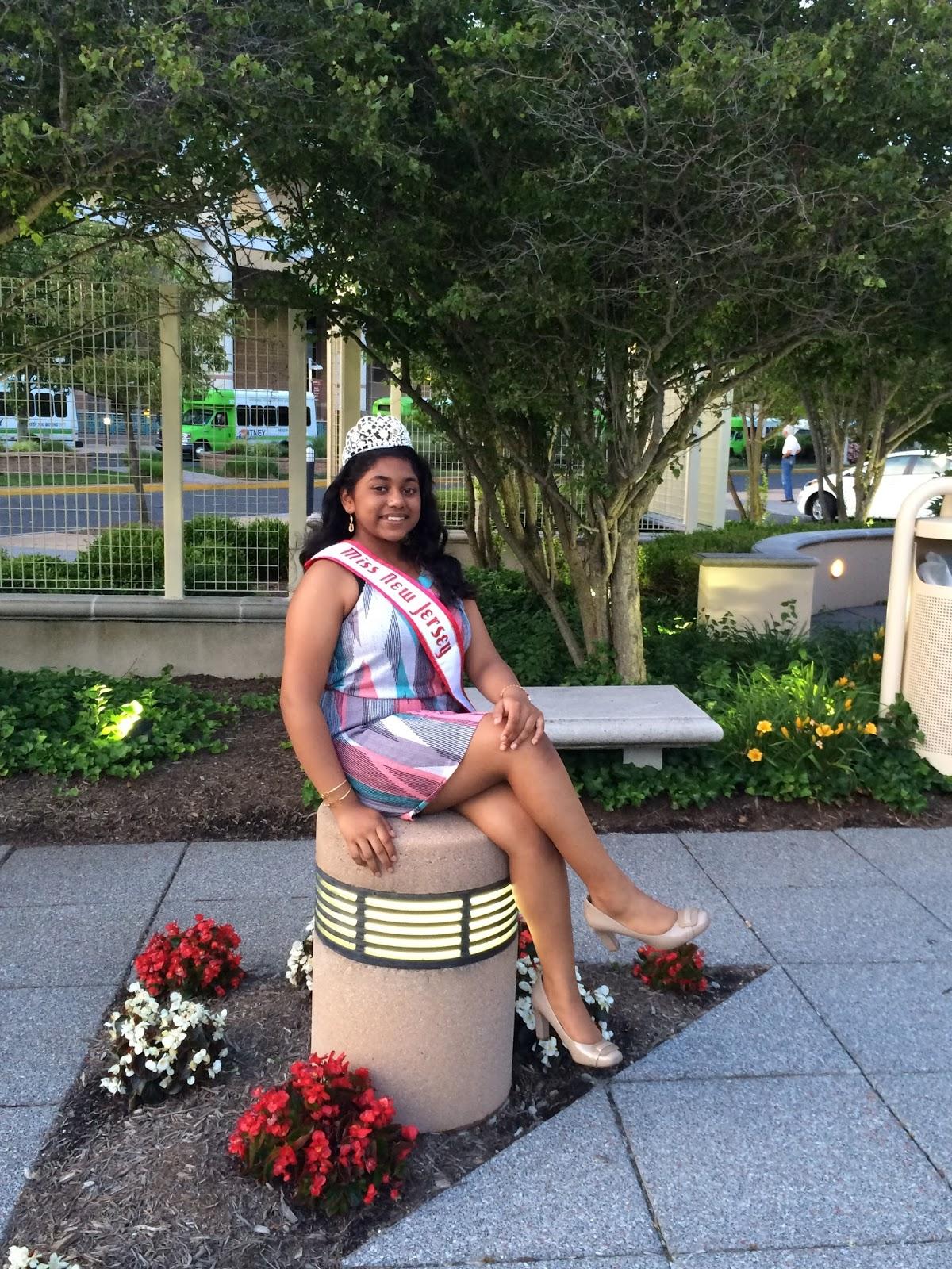 preteen stretch Miss New Jersey Princess 2014