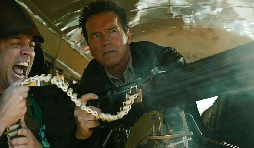 Konečná, The Last Stand, Arnold Schwarzenegger