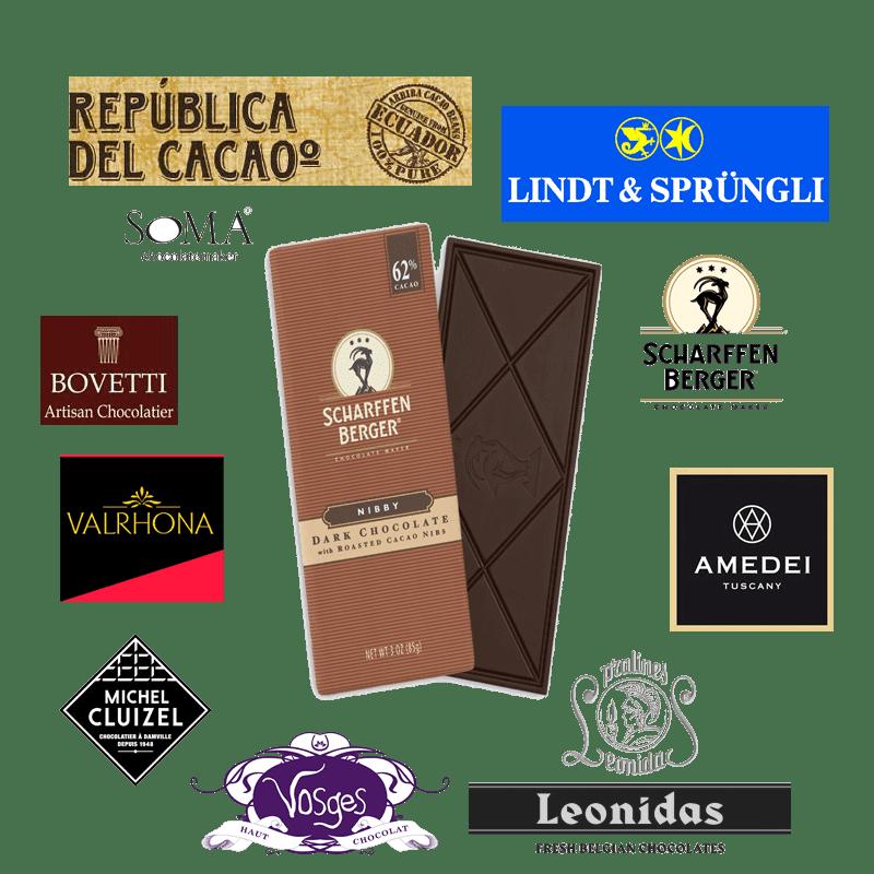 top 10 best dark chocolate brands world