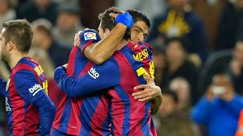 Barcelona vs. Villarreal 3-1 Highlight Goal Copa Del Rey 11-02-2015