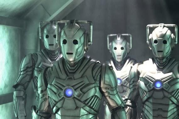 El tiempo del Doctor - Cybermen