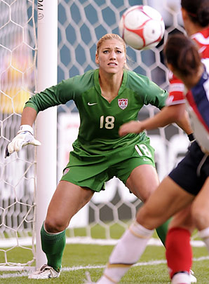 hope solo dancing