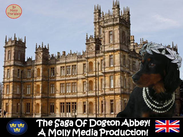 1 Dogton Abbey Blog, As He Wades Through The Grime He Is Running Out Of Time To Solve The Crime, Episode 7!