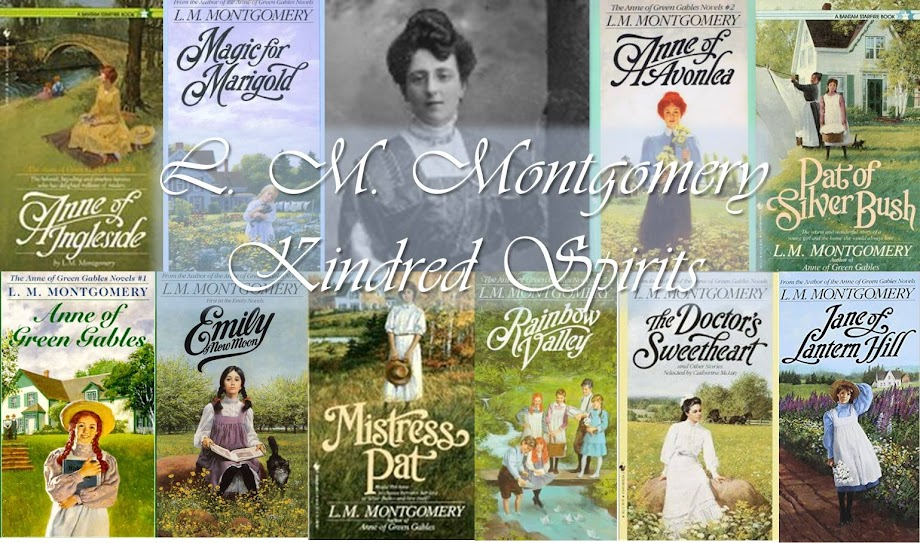 L. M. Montgomery Kindred Spirits