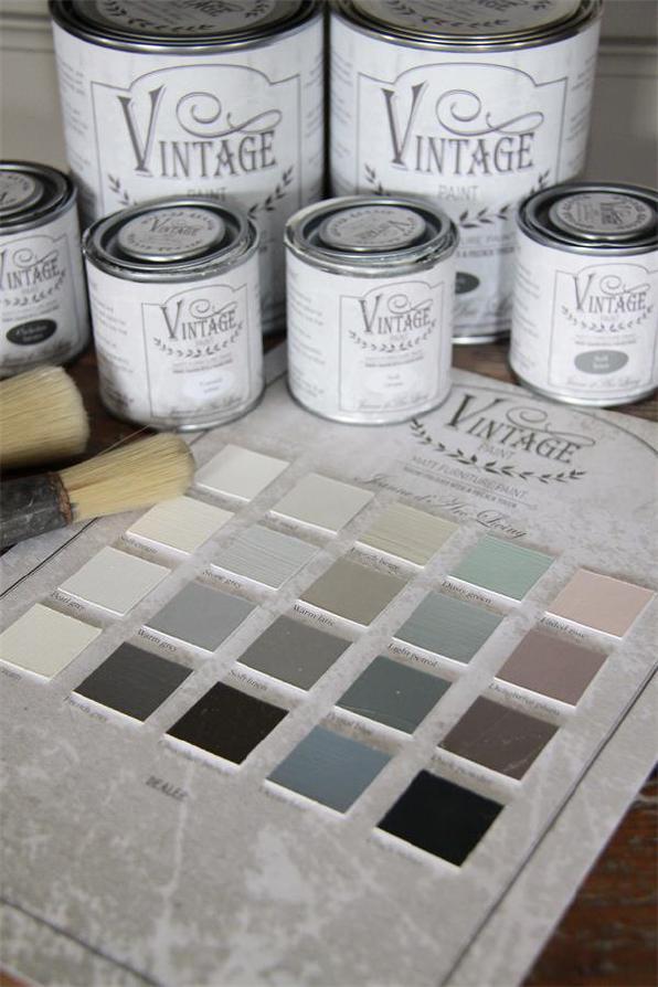 VINTAGE PAINT KRIJTVERF - JEANNE d 'ARC LIVING