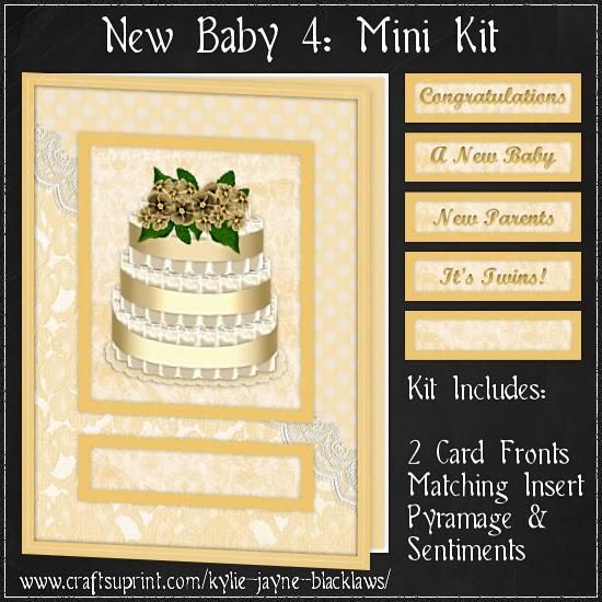 http://www.craftsuprint.com/card-making/mini-kits/mini-kits-new-baby/new-baby-4-pyramage-mini-kit.cfm