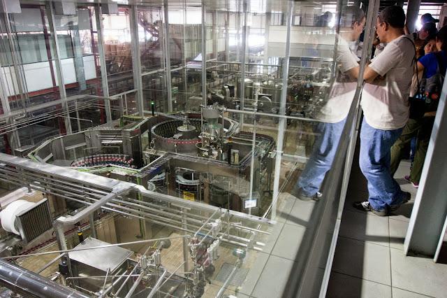 Visita - Fábrica Coca-Cola - Maceió/AL