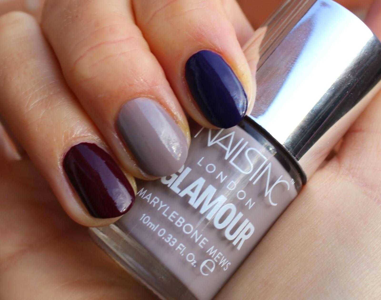 Glamour Magazine Nails | Best Nail Designs 2018