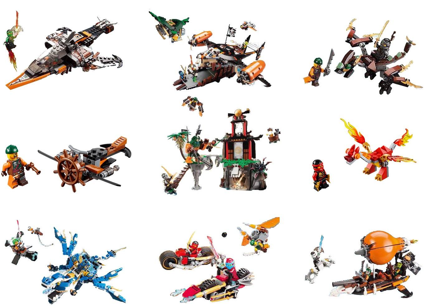 Lego ninja blog lego ninjago sezon 7 - Lego ninjago 6 ...