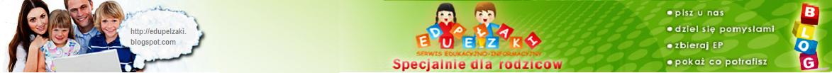EduPełzaki - serwis edukacyjno-informacyjny dla Dzieci i Rodziców