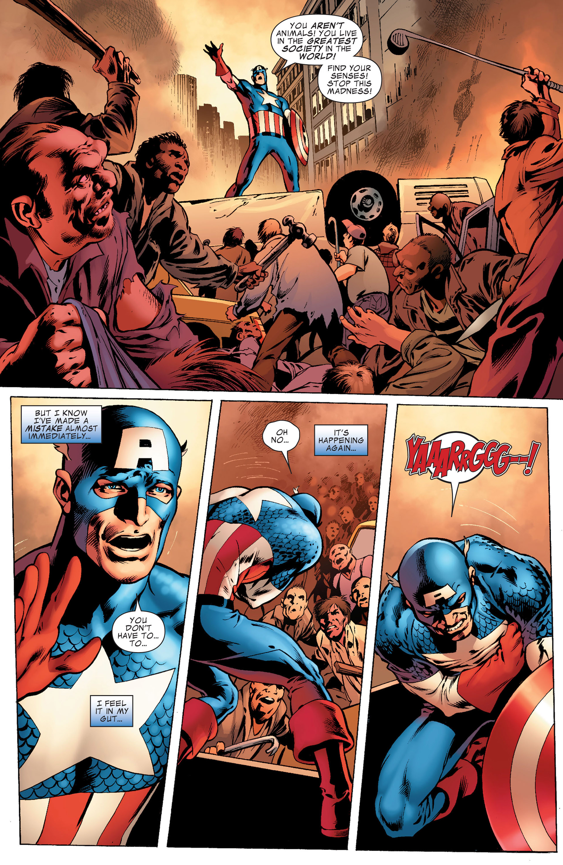 Captain America (2011) Issue #8 #8 - English 10