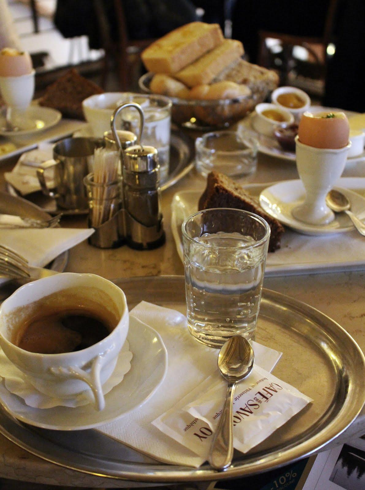Prahan kahvilat ja ravintolat