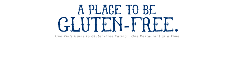 A Place To Be Gluten Free
