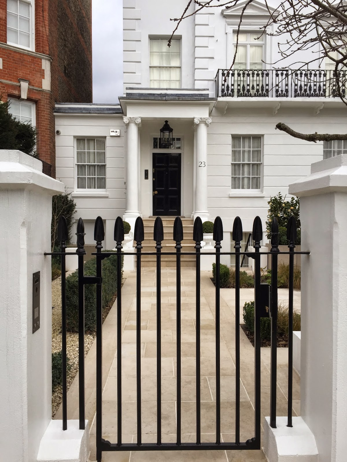 Caroline in kensington off to neverland with peter and for 23 egerton terrace kensington london