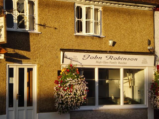 John Robinson's