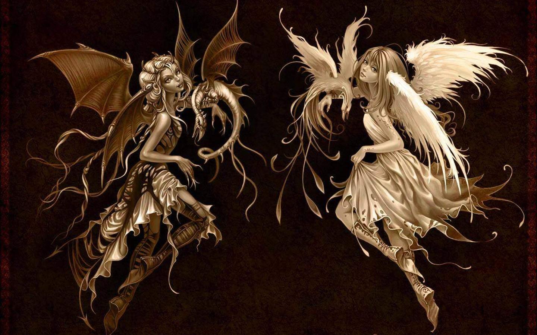 Angels Amp Demons Quotes Quotesgram