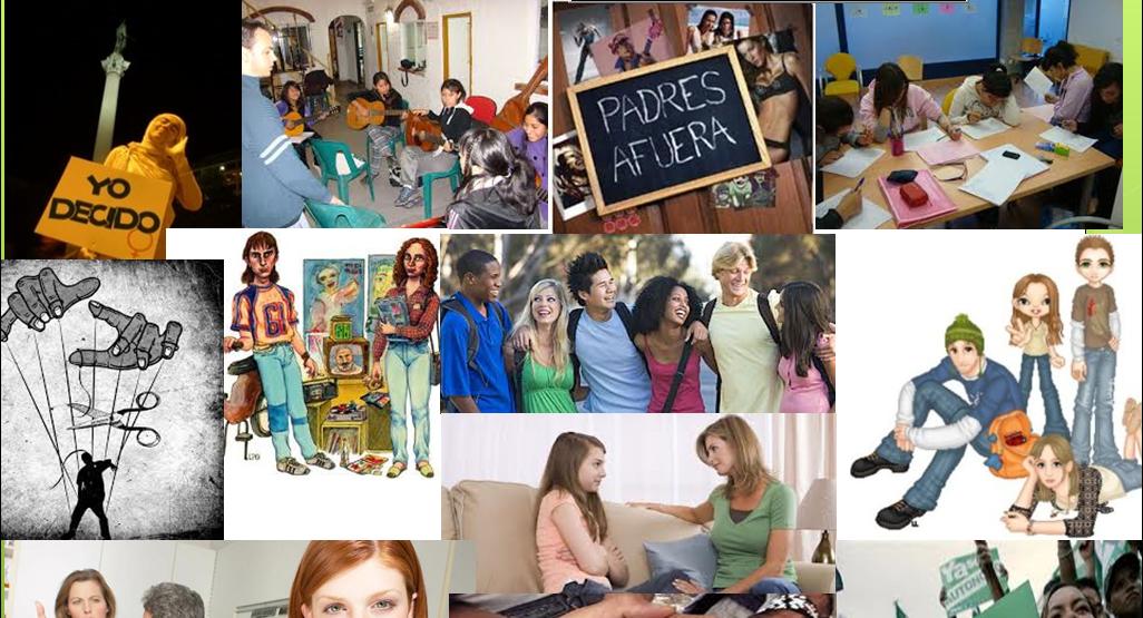 Adolescente integrar este tema 6