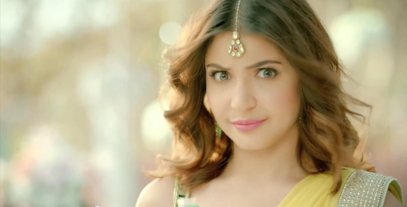 Anushka Sharma - The Chatpataka Girl