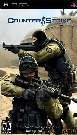games Download   Counter Strike   PSP   (Link Unico)