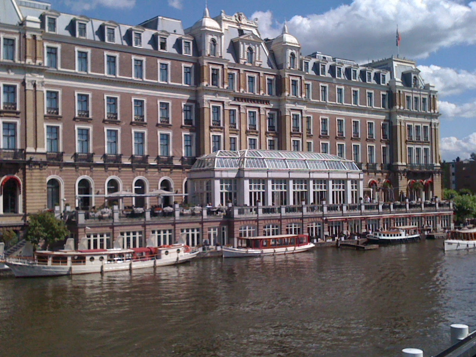 InterConinental Amstel Hotel