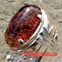 Batu Kecubung Karang Asli