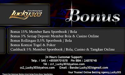 Agen Judi Bola Tangkas Casino Online