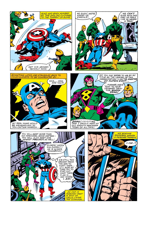 Captain America (1968) Issue #257 #172 - English 5
