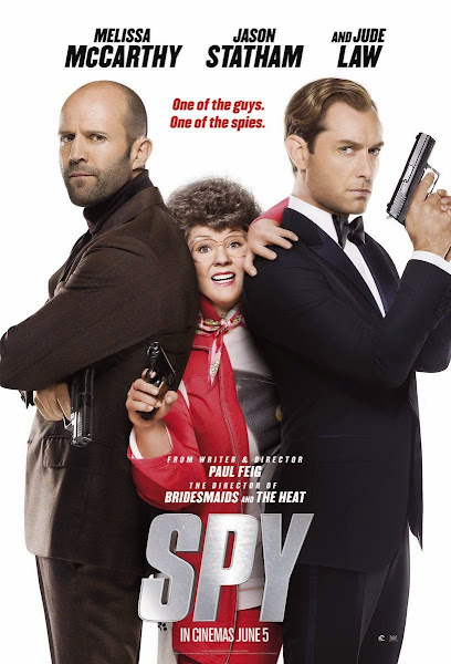 Poster of Spy 2015 UnRated 720p BRRip Download And Watch Online