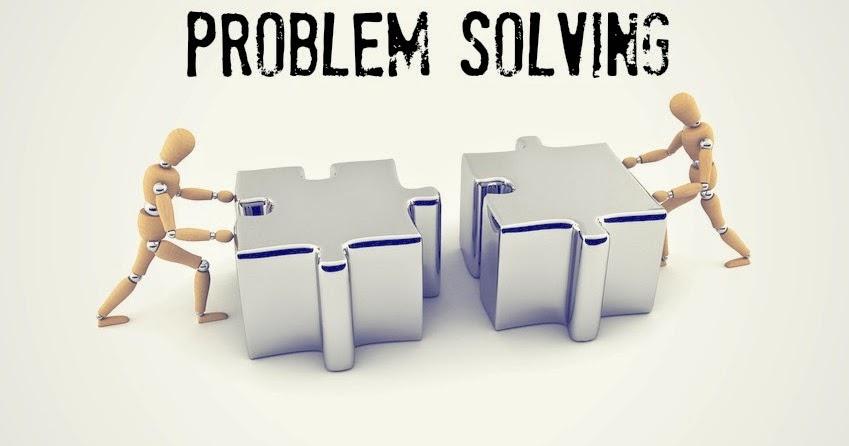 solving a problem essay