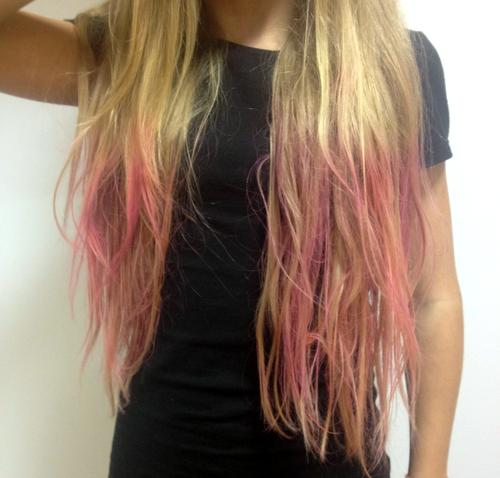 pink-ombre-hair
