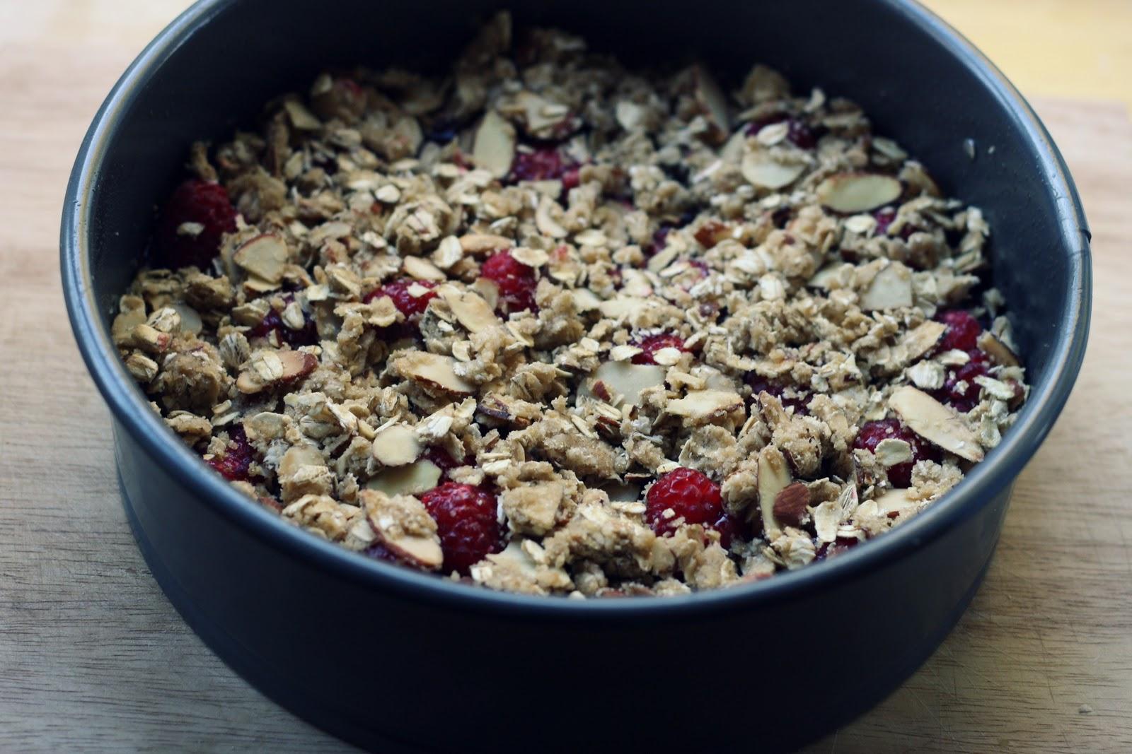 The Vanilla Bean Blog | raspberry streusel tart