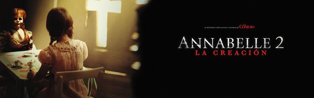 Annabelle 2: La Creacion (2017)