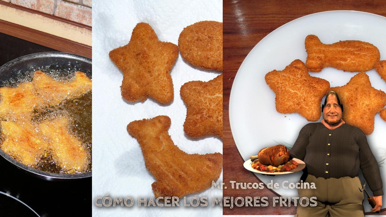 Mister trucos de cocina for Trucos de cocina