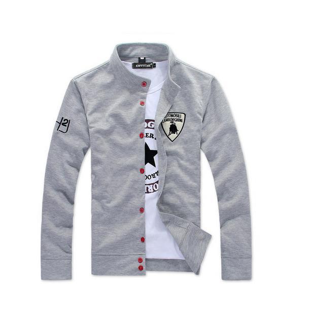 ao khoac kieu han quoc nam 02 Chọn lựa áo khoác nam thời thượng cho thời tiết lạnh 2015