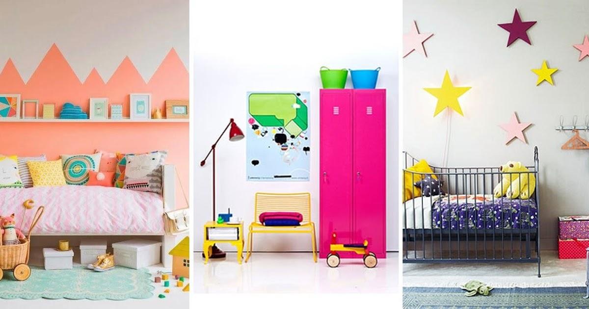 Nemulsa design combinaciones de colores para dormitorios - Colores para dormitorios infantiles ...