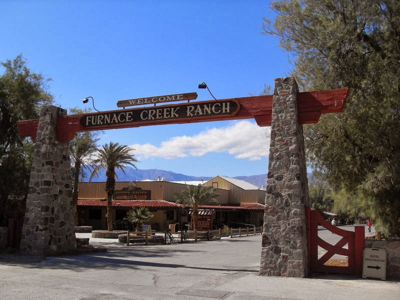 Furnace Creek, Death Valley