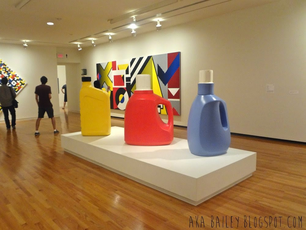 Douglas Coupland, Big detergent bottles