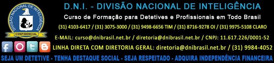 D.N.I. - DETETIVES DO MARANHÃO (MA)