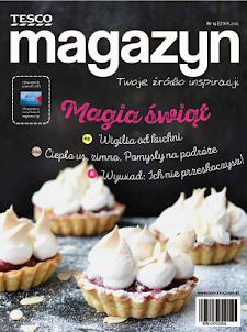 Nowy Magazyn Tesco !!
