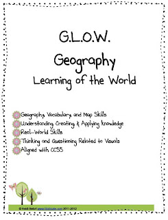 Global Look of the World, global, geography, resoures, teaching, Globicate, Heidi Befort