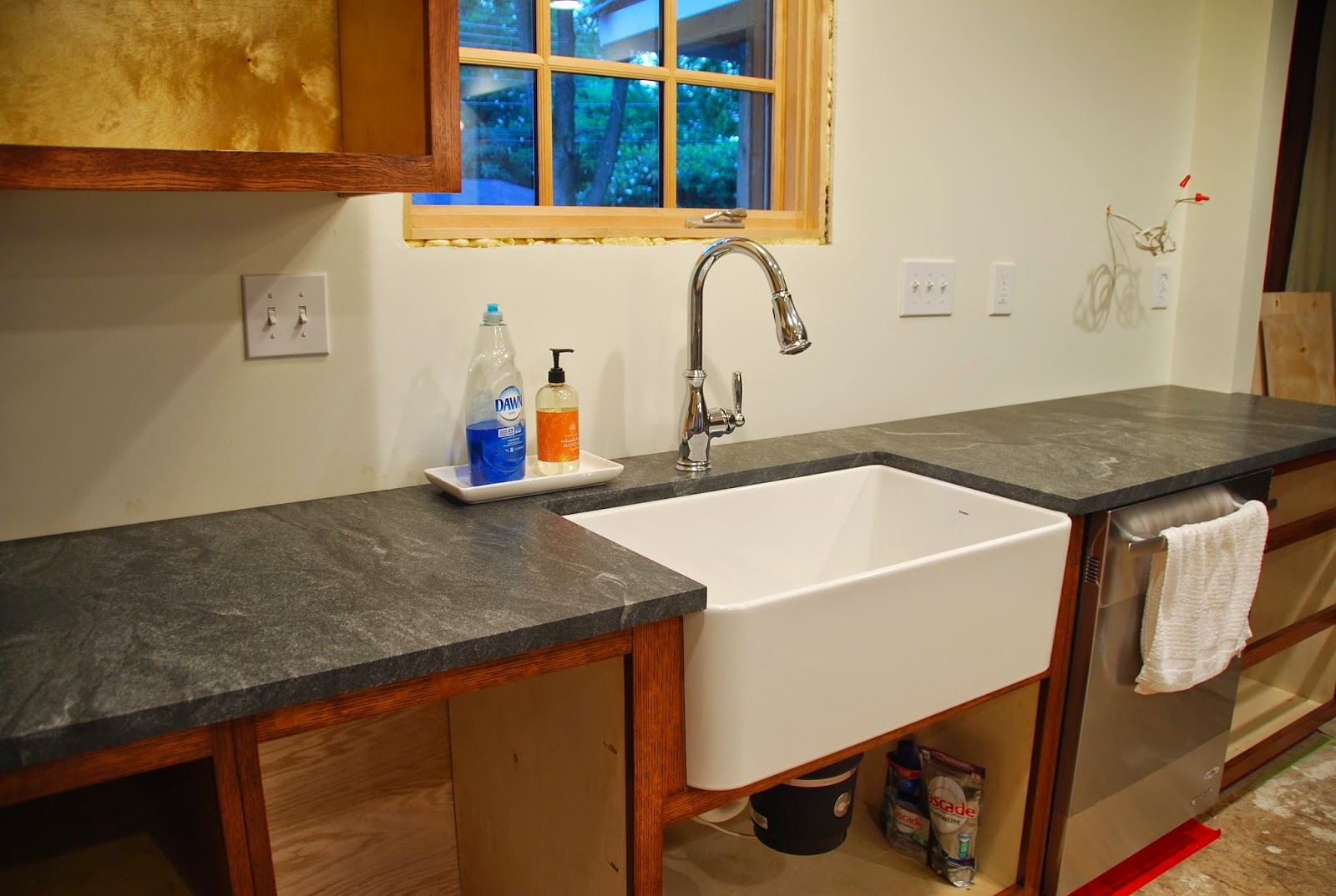 Dishwasher Granite Countertop : Hope youre having a great week - thanks for checking in with us.