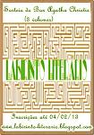 Sorteio Labirinto Literario ate 04/02