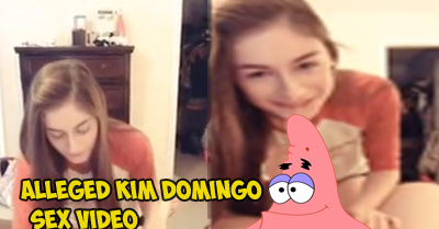 Kim Domingo video scandal