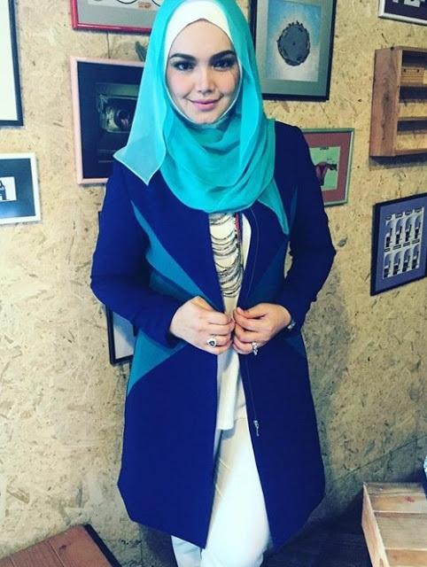 Foto gaya dato siti nurhaliza cover babybumpnya di for Siti di foto