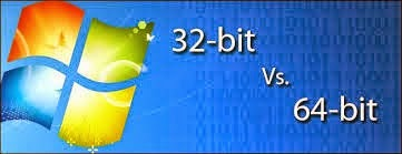 Being familiar with about Microsoft Company 32-bit and 64-bit